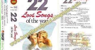 download love song barat tahun 80an kaset barat jadul kabar dul 22 love song of the year