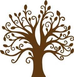 printable family tree stencil 7 best images of free printable family tree stencils