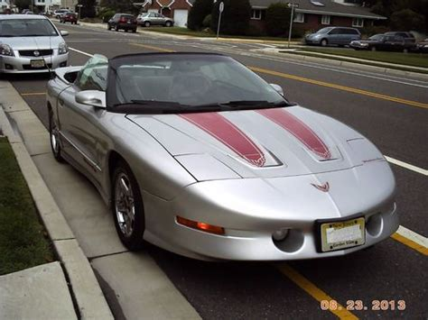 car owners manuals for sale 1997 pontiac firebird security system buy used 1997 pontiac trans am convertible lt1 corvette engine 6 speed manual in wildwood new