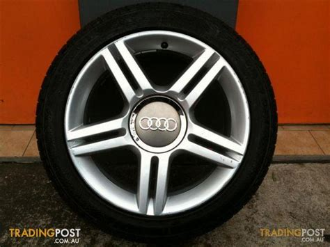 audi a4 s line wheels audi a4 s line 17 inch genuine alloy wheels for sale in
