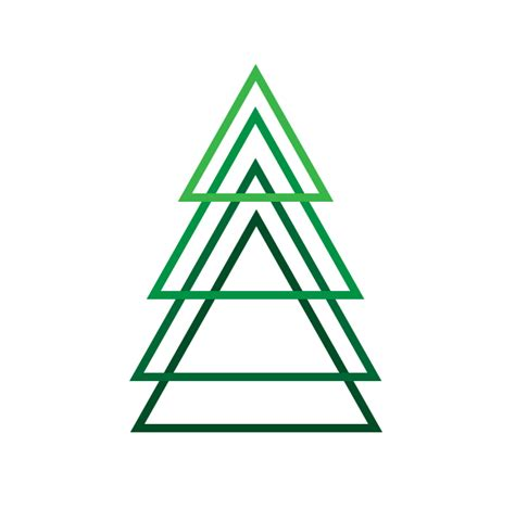 simplistic christmas tree by apparate on deviantart