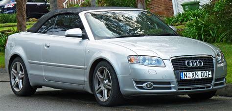 audi convertible 2006 audi a4 cabriolet 2006 pictures auto database com
