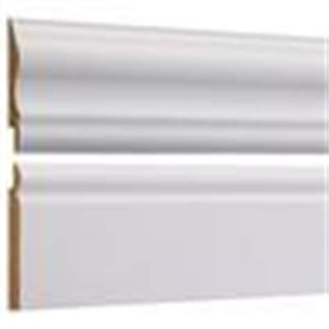 Evertrue Wainscot by Shop Evertrue 7 5 In X 2 83 Ft Bead White Pvc