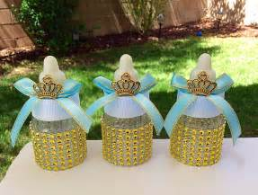 12 royal prince baby shower favors little by marshmallowfavors
