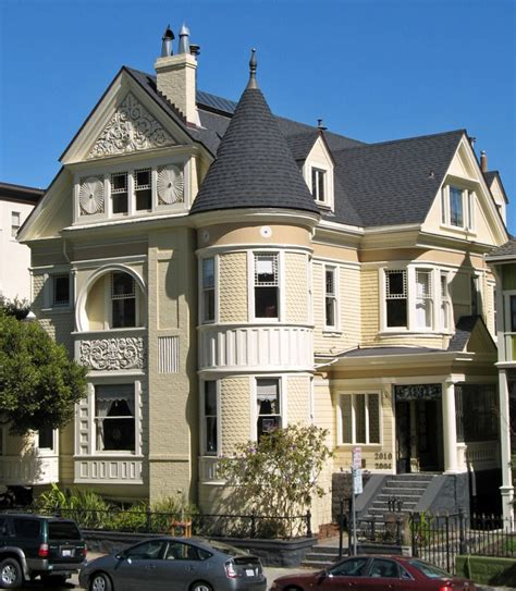 victorian house san francisco san francisco loves to love victorian architecture sfhotlist