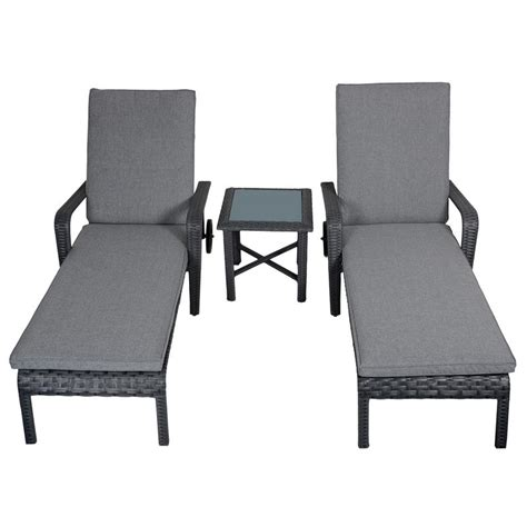 rattan reclining garden chairs haiti rattan wicker reclining sun lounger garden furniture set