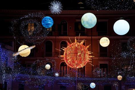 salerno illuminata a natale il museo italiano della ghisa