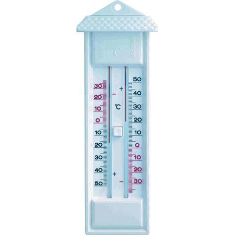 Thermometer Max Min wall thermometer tfa 10 3014 02 white from conrad