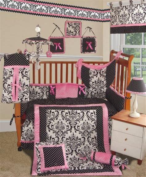 custom baby bedding black and white crib bedding sets custom baby bedding damask 15 pcs crib bedding from sisi
