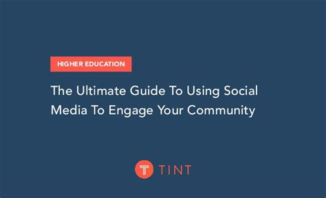 Social Media For Build Communities Engage Members the ultimate guide to using social media to engage your
