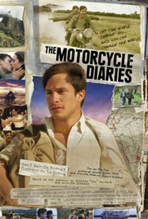 libro the motorcycle diaries frases de quot diarios de motocicleta quot frases de pel 237 culas mundi frases com