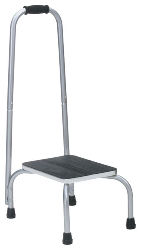 aluminum step stool with handle aluminum safety step stool with handle industrial