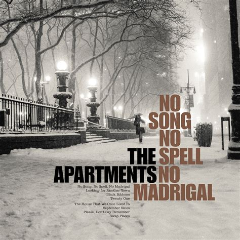 spell appartment no song no spell no madrigal microcultures
