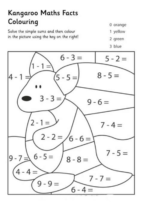 math animal coloring pages 14 best color pages images on pinterest animal coloring