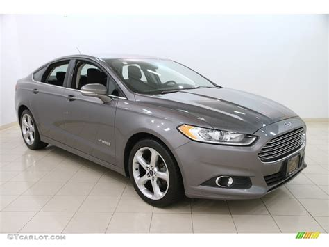2014 ford fusion colors 2014 sterling gray ford fusion hybrid se 111951529