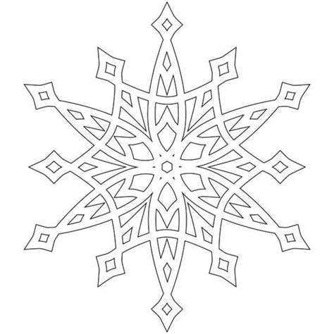printable heart snowflakes 17 best images about abstract coloring pages on pinterest