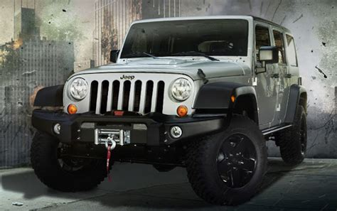 Jeep Call Of Duty Edition Jeep Wrangler Call Of Duty Mw3 Edition New Jeep