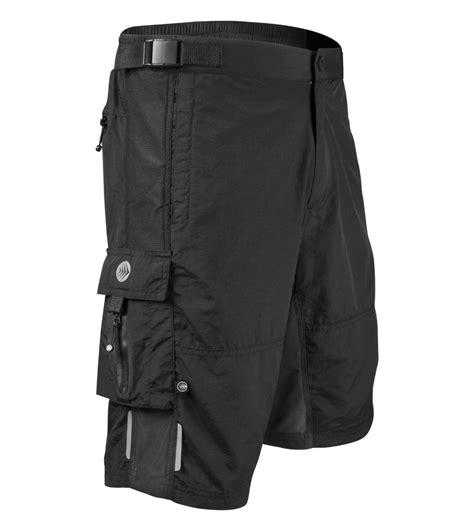 mens mtb atd men s summit mountain bike shorts rugged shell short