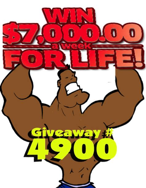 welcome giveaway number 4900 pch blog - Pch Winning Number 4900