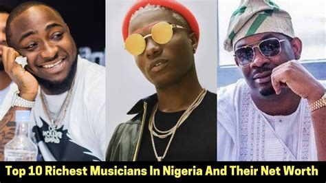 top 10 richest musicians in nigeria 2018 and their net worth forbe list