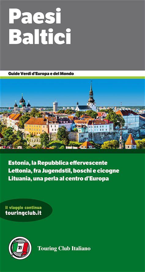 libreria touring paesi baltici touring editore libreria touring