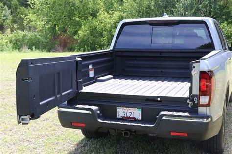 honda truck tailgate problem opening honda ridgeline tailgate