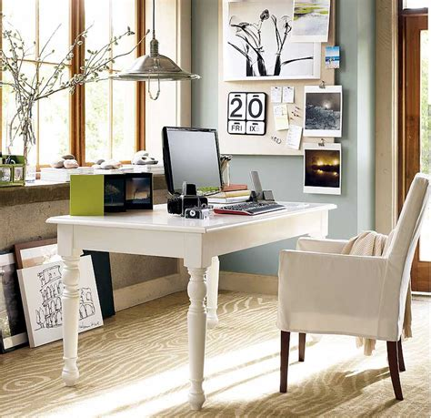 Home Office Design Ideas For Big Or Small Spaces Small Home Office Furniture Sets