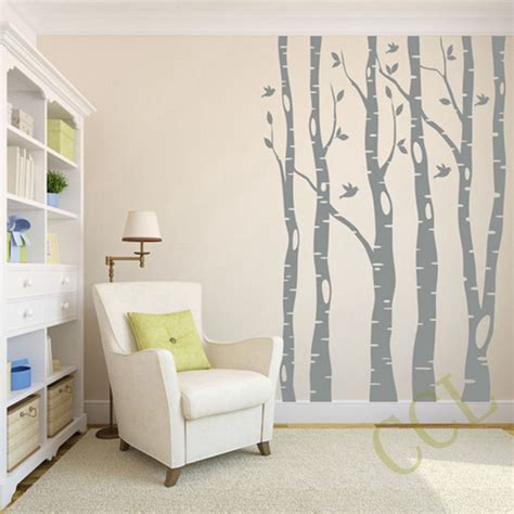 large wall stickers for large tree wall stickers home decor large tree and