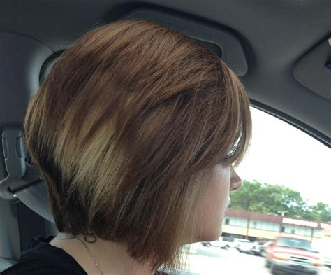 stacked bob hairstyles for thinning hair stacked hairstyles for fine hair life style by