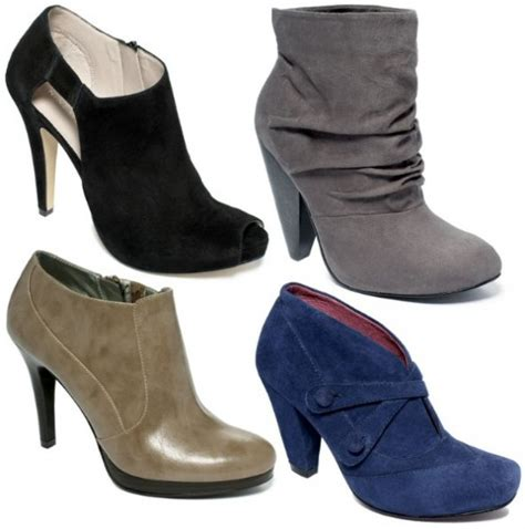 100 ankle boots from macys thegloss