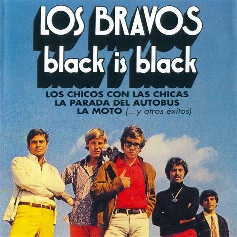 los bravos the los bravos black is black viva vinyl viva vinyl
