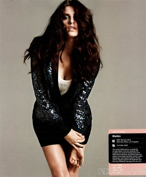 ashley greene magazine cover ashley greene covers blackbook magazine november 2011