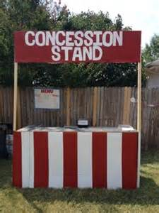 Kaden s backyard baseball party complete with concession stand score