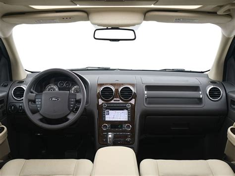 2009 Ford Taurus Interior by 2009 Ford Taurus X Interior Pictures Cargurus