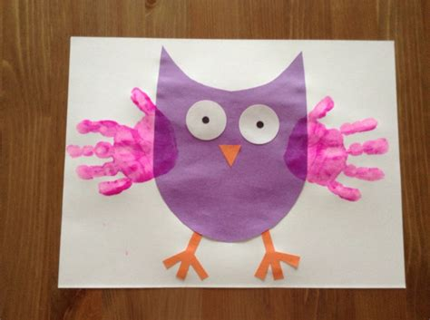 kindergarten lesson on texture and pattern owls o is for owl craft preschool craft letter of the week