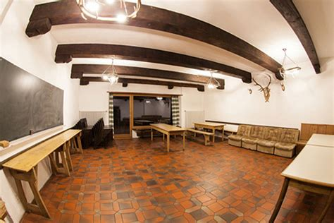 Speisesaal Ping Pong Tisch by Ferienhaus Quattervals