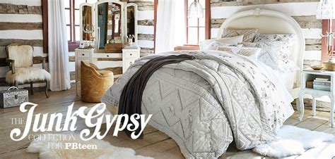 gypsy bedding junk gypsy collection pbteen