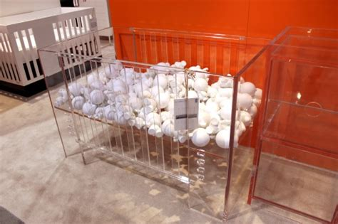 Lucite Crib by Nurseryworks Furniture For The Nursery