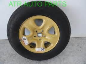 new cars with size spare wheel 2006 suzuki grand vitara size spare wheel w tire oem