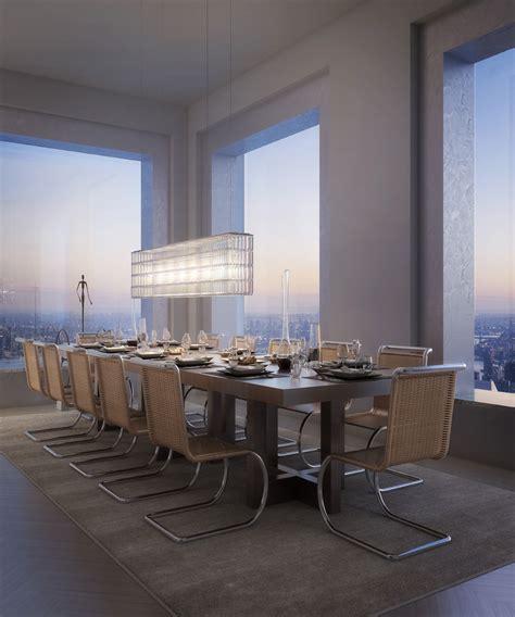 park avenue skyscraper thinnest tallest  fanciest architecture beast