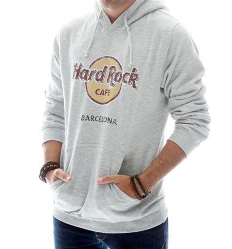 Sweater Hoodie Rock sweater rock cafe grey hoodie wheretoget