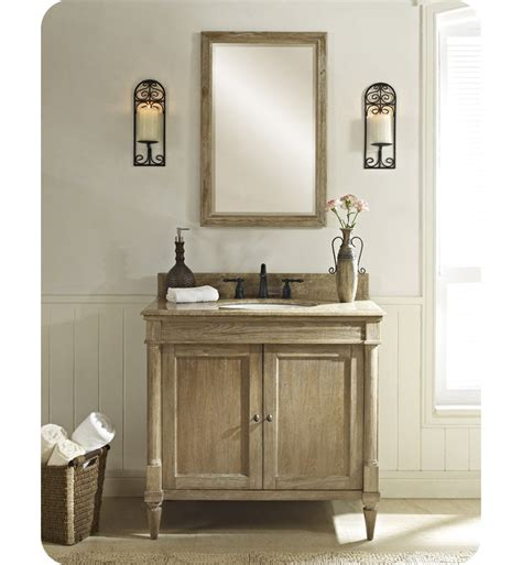 Rustic Modern Bathroom Vanities Fairmont Designs 142 V36 Rustic Chic 36 Quot Modern Bathroom