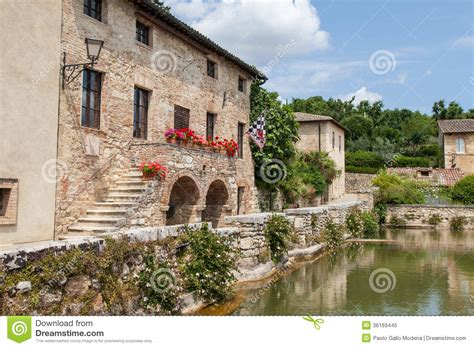 Free House Design Program tuscany village royalty free stock photo image 36169445
