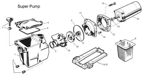 ao smith motor parts diagram ao smith pool motor parts diagram automotive parts