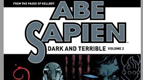 abe sapien dark and 1506705383 abe sapien dark and terrible volume 2 hc comic review impulse gamer