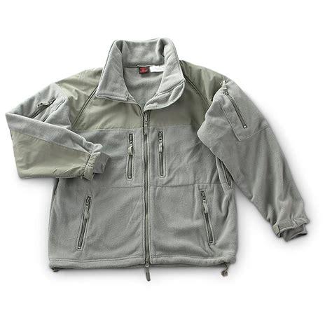 Jaket Jaket Fleece Jaket 501 Navy fox tactical style fleece jacket olive drab 202388 insulated jackets coats at