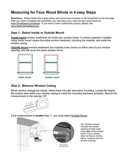 home decorators collection blinds installation instructions home decorators collection faux wood blinds installation