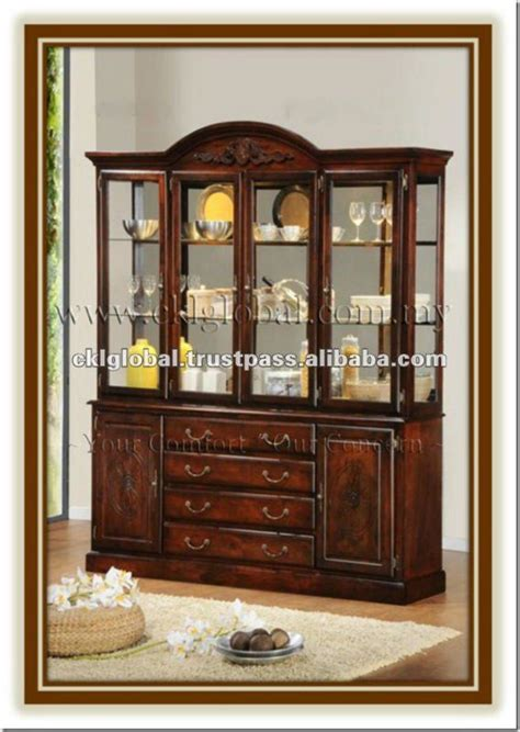 Dining Room Buffet And Hutch Set Buffet And Hutch Wooden Furniture Dining Room Home