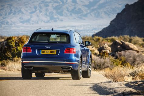blue bentley 2016 2016 bentley bentayga review gtspirit