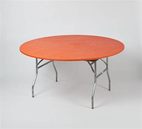 kwik covers round plastic table covers with elastic 48